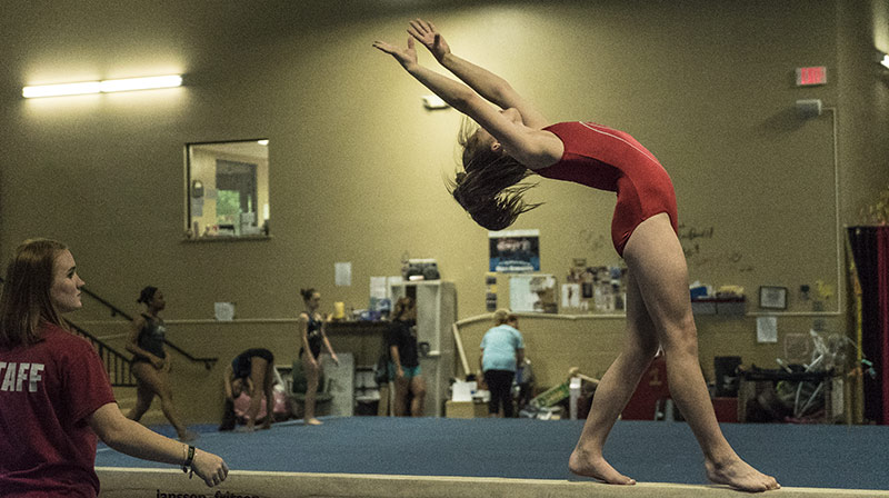 Foothills Gymnastics Recreational Gymnastics Level 2