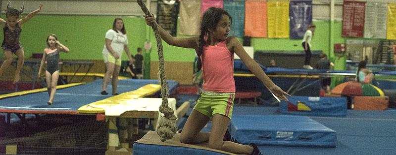 Foothills Gymnastics Field Trips