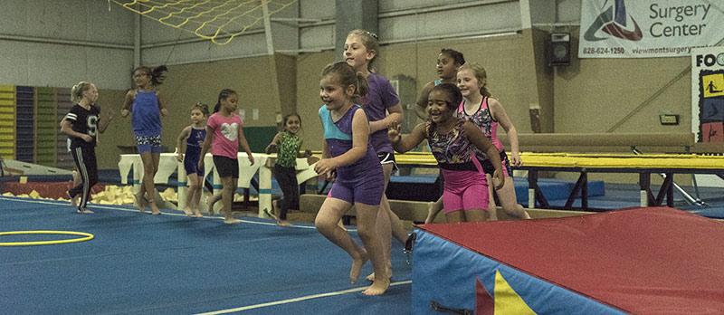 Foothills Gymnastics Open Gym