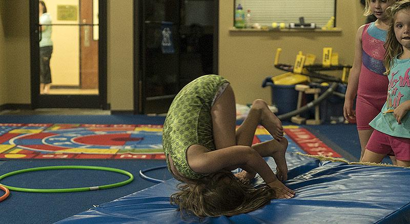 Foothills Gymnastics Tumbling